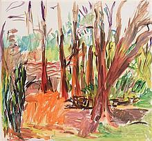 Elizabeth Cope (b.1952) Landscape
