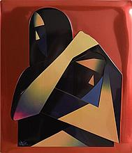 Adam Neate (b.1977) The Hug (Avant Garde)