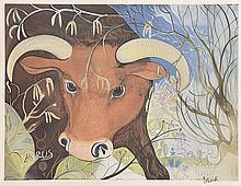 Pauline Bewick RHA (b.1935) Taurus
