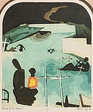 Patrick Pye RHA (b.1929) Dream of the Passion (1976)