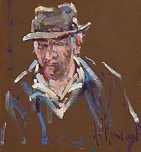 Arthur K. Maderson (b.1942) West of Ireland Farmer