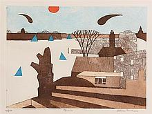 Julian Trevelyan (1910-1988) Thames