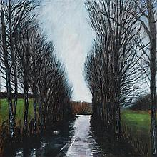 Philip Ryan (b.1960) Dark Road