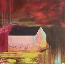 Helen O'Keeffe (20th/21st Century) House Full of Dreams - Long Island