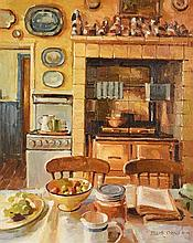 Mark O'Neill (b.1963) The Busy Kitchen