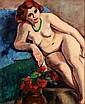 Renee Honta (d.1955) Nude Study