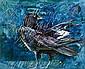 Charles Harper RHA (b.1943) Crow