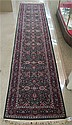 HAND KNOTTED ORIENTAL RUNNER, Indo-Persian,