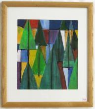 JANET LOUVAU HOLT COLLAGE (Oregon, 20/21st century