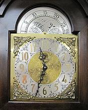 TALL CASE FLOOR CLOCK, Ridgeway Clocks, The Gravel