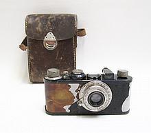 LEICA I 35MM CAMERA, circa 1930, serial number 591