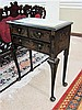 QUEEN ANNE REVIVAL CHINOISERIE LOWBOY, American or