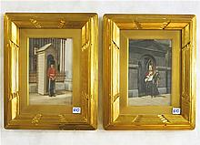 TWO OILS ON BOARD, BRITISH ROYAL GUARDS, images  m