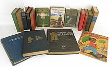 COLLECTION OF SIXTEEN BOOKS: