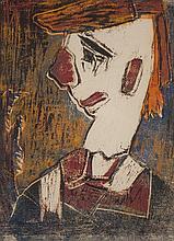 AMANDA TESTER SNYDER MONOTYPE (Oregon, 1894-1980)P