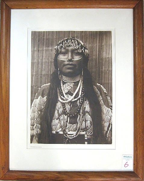 AFTER EDWARD S. CURTIS PHOTOGRAVURE (Seattle,