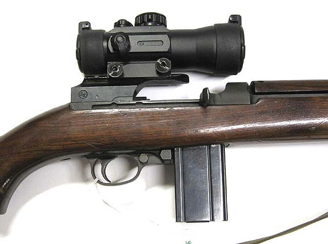 US MODEL M1 SEMI AUTOMATIC CARBINE (Inland Div),