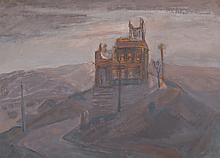CHARLES EDWARD HEANEY CASEIN ON PAPER (Oregon, 189