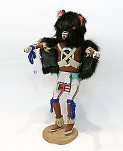 20TH CENTURY NATIVE AMERICAN (HOPI) KACHINA DOLL,
