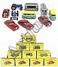 TEM MATCHBOX TOY VEHICLES including; four #65