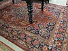 SEMI-ANTIQUE PERSIAN MASHAD CARPET, Razavi