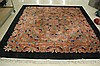 CHINESE AMERICAN MARKET CARPET, hand knotted in an