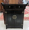 MING STYLE ALTAR CABINET, Chinese, 20th century,