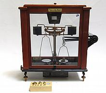 OERLTLING BALANCE SCALE MODEL 125 Releas-o-matic
