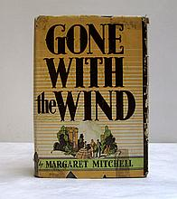 GONE WITH THE WIND FIRST EDITION, SECOND PRINTING
