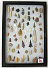 SIXTY NATIVE AMERICAN ARROWHEADS AND ARTIFACTS,