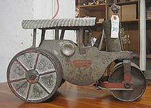 KEYSTONE RIDE 'EM TOY STEAM ROLLER, Keystone Mfg.
