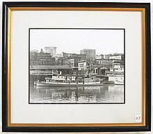 PHOTOGRAPHIC PRINT depicting the Portland