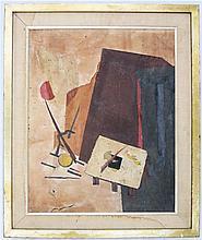 LOUISE LEWIS GILBERT (MRS. JOHN GILBERT) MIXED