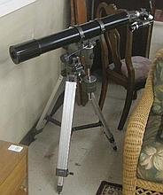 CELESTRON C80-HD REFRACTOR TELESCOPE ON PRO