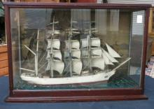 A NINETEENTH CENTURY SEATTLE CHINA TRADE CLIPPER S