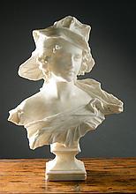 GALILEO POCHINI (ITALIAN, 19TH/20TH CENTURY) WHITE