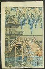 KAWASE HASUI WOODCUT (Japan, 1883-1957)