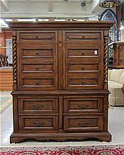 PALM CANYON CABINET DRESSER ON CHEST, Palmer House