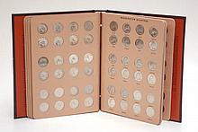 U.S. WASHINGTON QUARTERS COLLECTION IN ALBUM, a