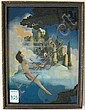 MAXFIELD PARRISH color print