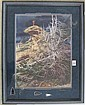 BEV DOOLITTLE COLOR LITHOGRAPH in limited edition.