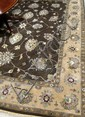 FINE HAND KNOTTED ORIENTAL CARPET, Persian Isfahan