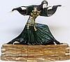 Bronze & Ivory Sculpture - D.H. Chiparus