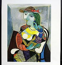 Reproduction Lithograph by Pablo Picasso