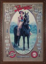 Rainier Brewing Cowgirl Calendar