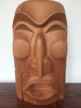 Robert Kelly, Coast Salish- Shaman Spirit Mask
