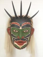 Janice Morin, Salish/Cree