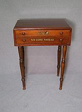 Two Drawer Lily Thread Cabinet