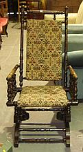 American rocking chair