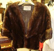 Vintage The Canadian Fur Company at Beatties mink